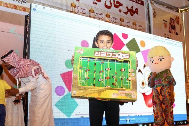 """6c28fadfd مهرجان """"ليالي رمضان أملج الثاني"""" يواصل فعالياته لليوم الثالث"""